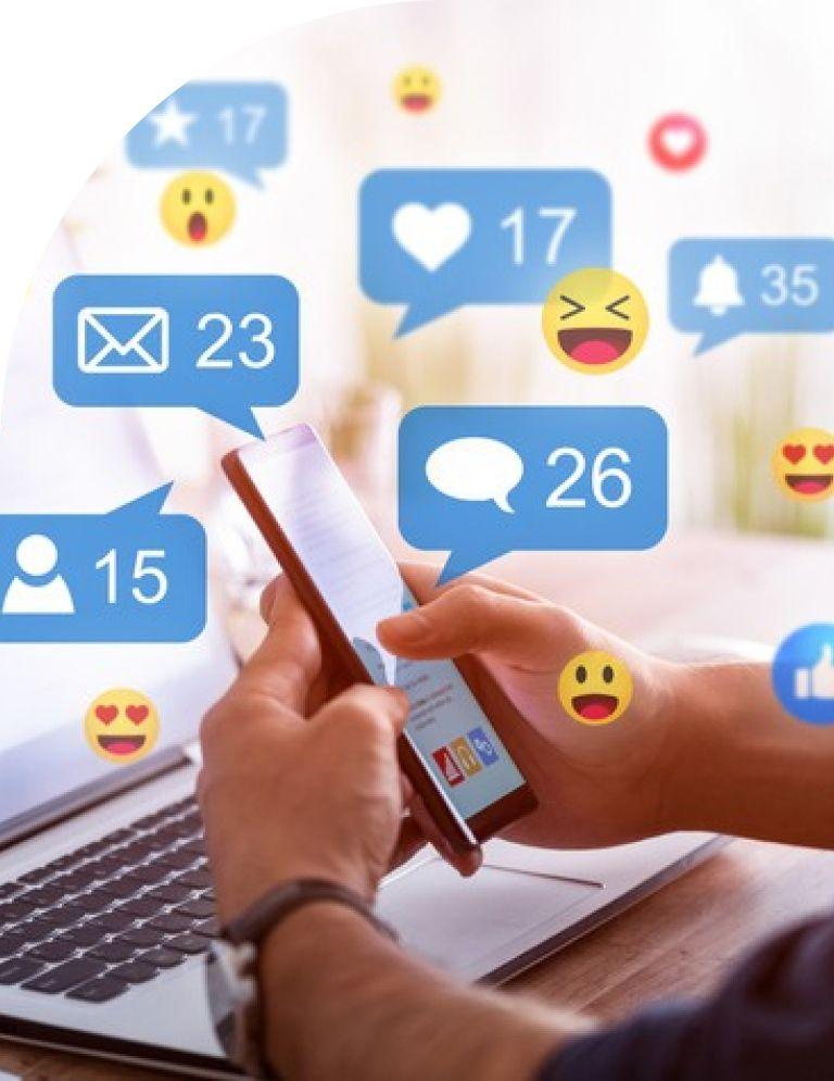Social Media & Website Improvements